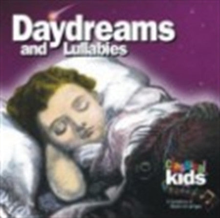 Daydreams and Lullabies - CD with music and poems