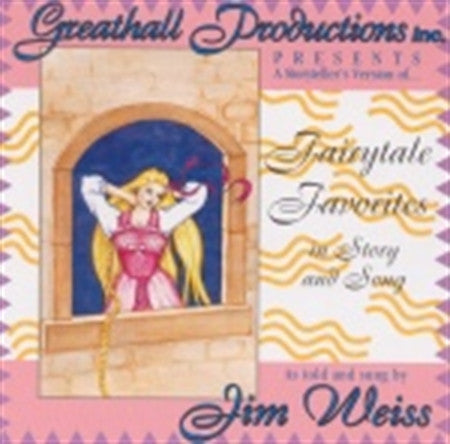 Fairytale Favorites in Story & Song - Story and Music CD