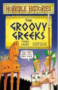 The Groovy Greeks Terry Deary - Horrible Histories Audio CD