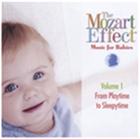 Music for babies Vol 1: From Playtime to Sleepy time - Music CD The Mozart Effect