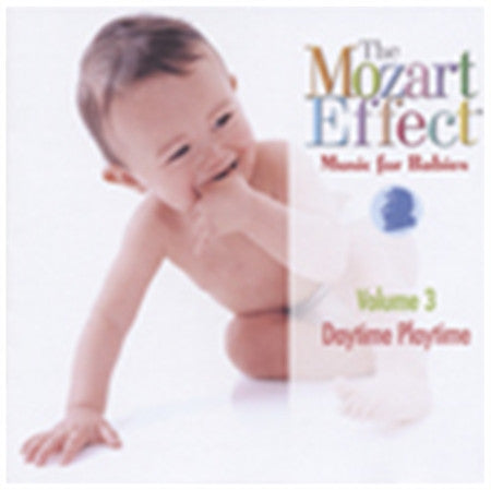 Music for babies Vol 3: Daytime Playtime - Music CD The Mozart Effect