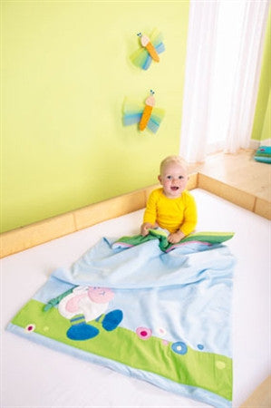 Haba Baby Blanket Sheep nanny