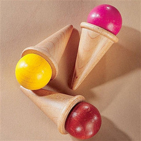 Haba Ice Cream - wood