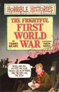 The Frightful First World War Terry Deary - Horrible Histories Audio CD