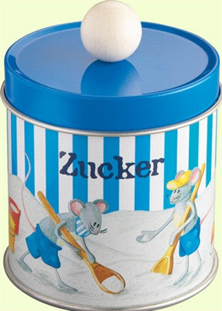Haba Empty Tin, Sugar Kitchen Pretend Play Toys