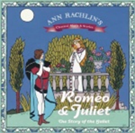 Romeo & Juliet - musical adventure story CD