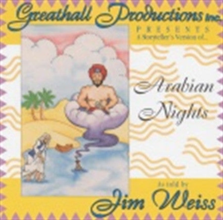 Arabian Nights - Story CD