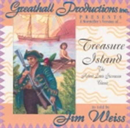 Treasure Island - Story CD