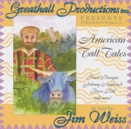 American Tall Tales - Story CD