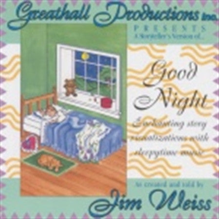Goodnight - Music and Story CD