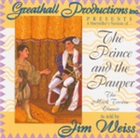 The Prince and the Pauper - Story CD