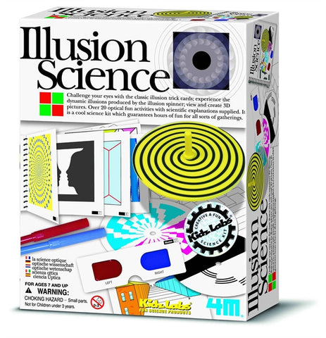 4M Illusion Science Kit