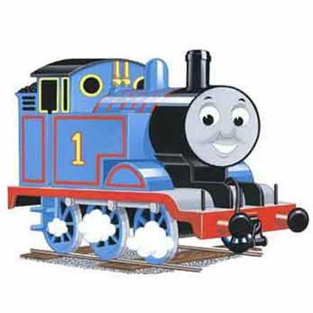 Ravensburger Thomas the Train Shaped Floor Puzzle - 24 Pieces