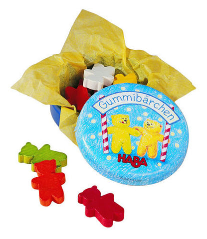 Haba Gummi Bears Play Food