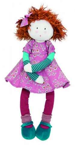 Moulin Roty Large Rag Doll Fanette (48cm)