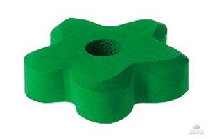 Grimm Dark Green 1 Hole Flower Lifelights
