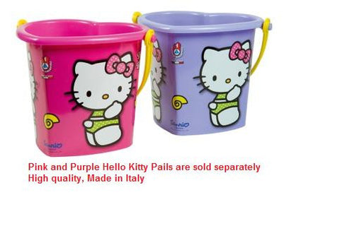 Hello Kitty Heart Shaped Pail