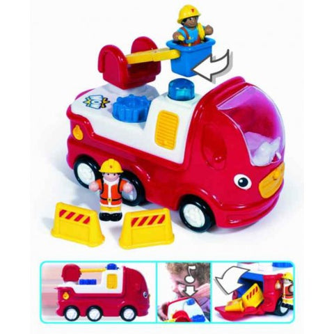 Wow Toys Ernie Fire Engine Pretend play fire truck