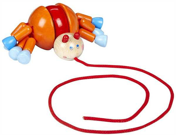 Haba Crab Calino Pull Toy