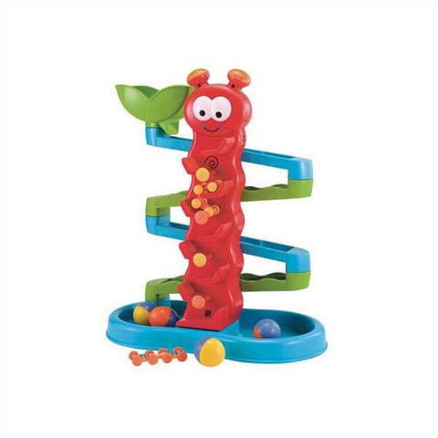 Click Clack Caterpillar Ball Track