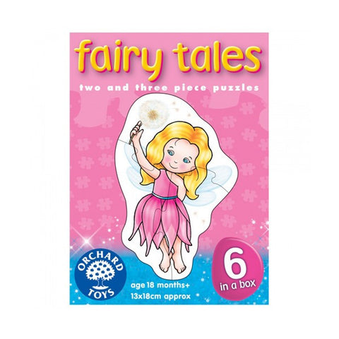 Fairy Tales - Toddler First Puzzle Set