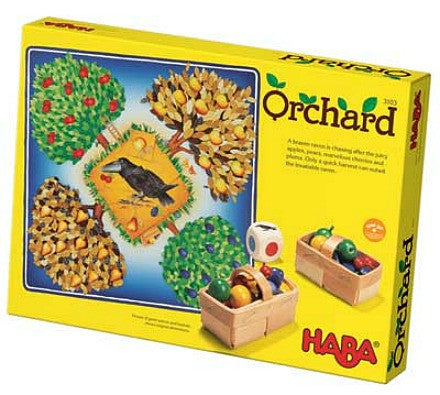HABA The Orchard Board Game
