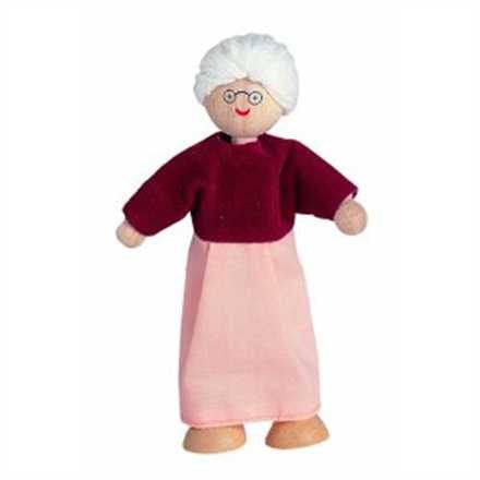Grandmother Doll - Flexible Doll