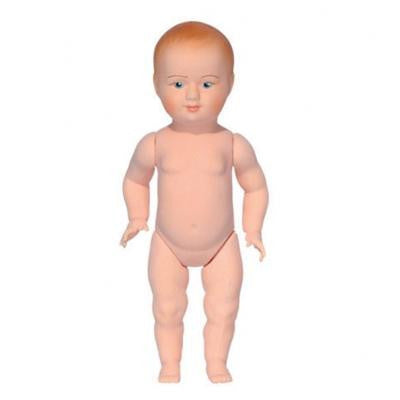 Small Baby Bathing Doll - 6 inches