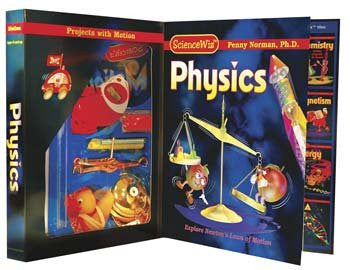 ScienceWiz Physics Science Kit