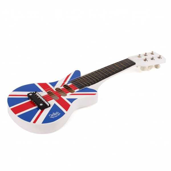 Vilac Union Jack Rock Guitar for Kids