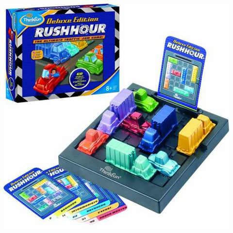 Rush Hour Game - Logical Thinking