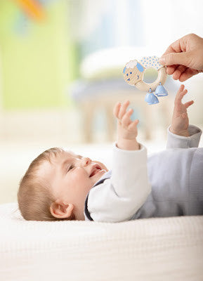 Haba Sheep Baby Clutching Toy