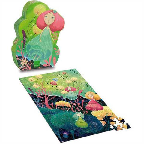 Vilac Fantastic seabed 150 pieces wood puzzle