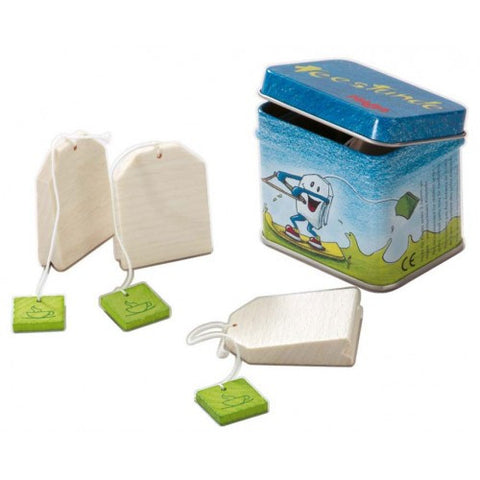 Haba Teatime tin - Pretend Play Food for Tea Parties