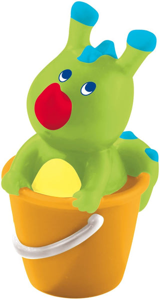 Haba Bathing Bodo Dragon in a Bucket Squirter