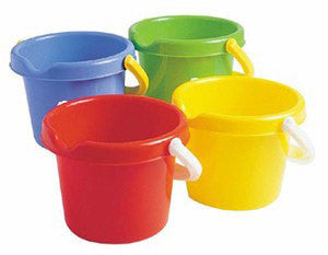 Beach buckets Made in Italy