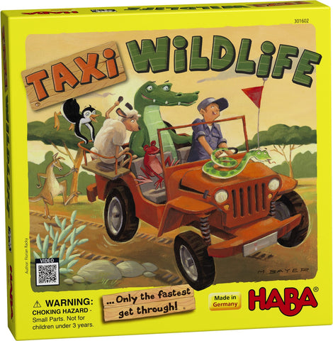 Haba Taxi Wildlife