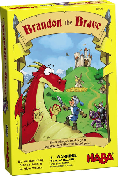 Haba Brandon the Brave Game