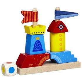Haba My First Games - Stacking and Construction