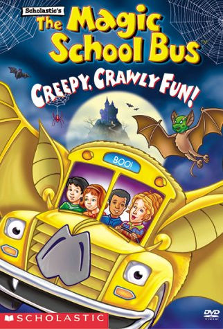Magic School Bus: Creepy Crawley Fun. Educational DVD