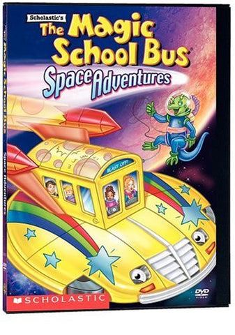 Magic School Bus: Space Adventures. Educational DVD