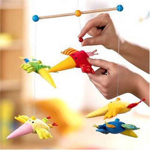 Haba Twitterling European Baby Mobile