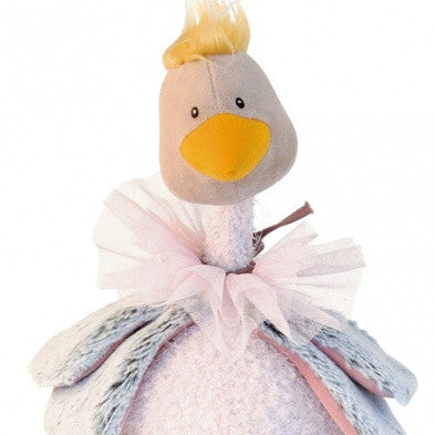 "Moulin Roty Bazar Petunia the Ostrich 14"" Plush Toy"