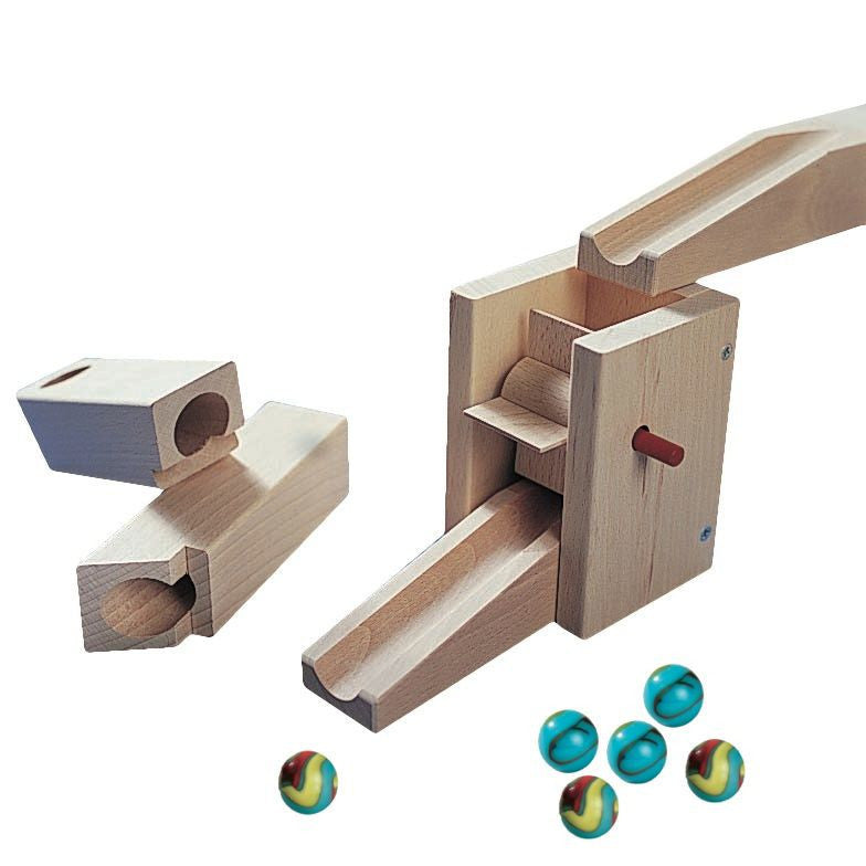 Haba Mill Ball Track Accessories Marble Run Ball Track