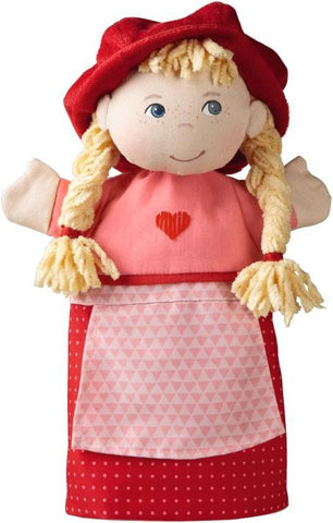 Haba Little Red Riding Hood Glove Puppet