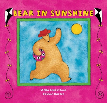 Bear in Sunshine - Baby and Toddler Board Book