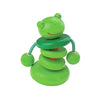Haba Croo-ak, Baby wooden Frog clutching toy