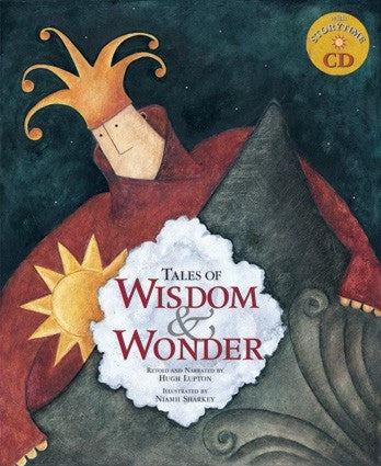 Tales of Wisdom and Wonder - Paperback Children Book with Story CD