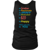 """Be You"" Womens Tank"