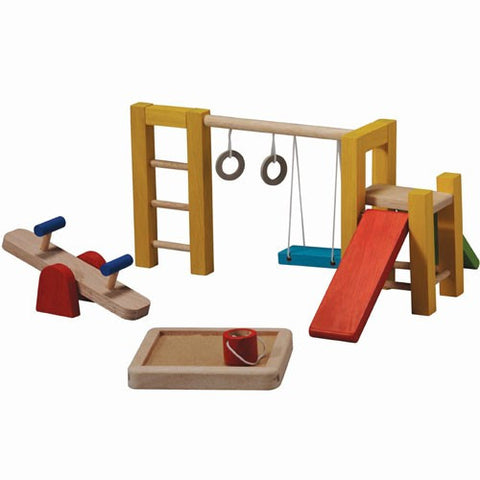 Plan Toys Dollhouse Playground for Plan Toys dollhouse community